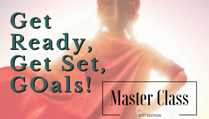 Get Ready Get Set GOals!